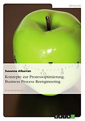 Prozessoptimierung - Business Process Reengineering - eBook - Susanna Albarran,