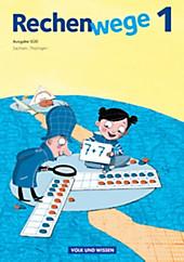 Rechenwege, Ausgabe Süd (2011): 1. Schuljahr, Schülerbuch. Christine Münzel, Mandy Fuchs, Petra Müller, Elke Mirwald, Wolfgang Grohmann, Friedhelm...