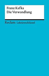 Reclam Lektüreschlüssel: Lektüreschlüssel. Franz Kafka: Die Verwandlung - eBook - Wilhelm Große,