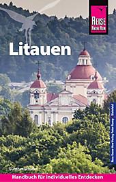 Reiseführer: Reise Know-How Reiseführer Litauen - eBook - Günther Schäfer,