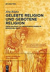 Religiöse Transformationen im Römischen Reich - eBook - Jörg Rüpke,