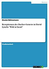 Rezeptionen des Buches Genesis in David Lynchs