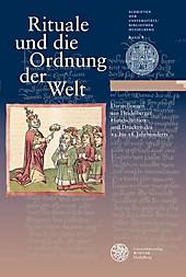 Rituale und die Ordnung der Welt.  - Buch