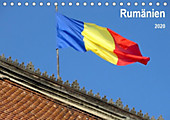 Rumänien (Tischkalender 2020 DIN A5 quer) - Kalender - Jochen Gerken,