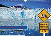 Schildereien (Wandkalender 2021 DIN A4 quer) - Kalender - Reinhard Pantke,
