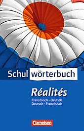 Schulwörterbuch Réalités, Französisch-Deutsch / Deutsch-Französisch.  - Buch