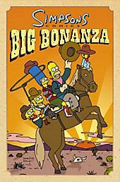 Simpsons Comics Band 7: Big Bonanza