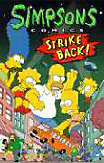 Simpsons Comics - Strike Back!