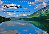 Slowenien - Impressionen eines Naturjuwels (Tischkalender 2020 DIN A5 quer) - Kalender - Lost Plastron Pictures,
