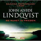 So ruhet in Frieden - eBook - John Ajvide Lindqvist,
