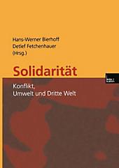 Solidarität.  - Buch