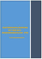 SONDERTHEMENBEHANDLUNG - MIT SEM BCS - IM RAHMEN DER ERSTELLUNG KONZERNABSCHLUSS IFRS. Hans-Georg Emrich, - Buch - Hans-Georg Emrich,