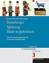 Sonneberger Spielzeug - Made in Judenbach.  - Buch