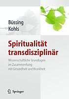 Spiritualität transdisziplinär - eBook - - -,