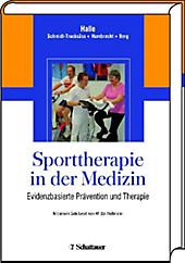 Sporttherapie in der Medizin - eBook - Arno Schmidt-Trucksäss, Rainer Hambrecht, Martin Halle,