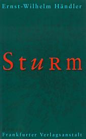 Sturm - eBook - Ernst-Wilhelm Händler,