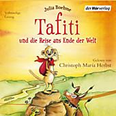 Tafiti: Tafiti und die Reise ans Ende der Welt - eBook - Julia Boehme,
