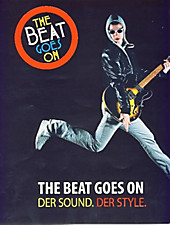 The beat goes on.  - Buch