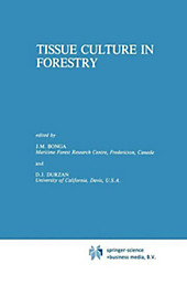 Tissue Culture in Forestry.  - Buch
