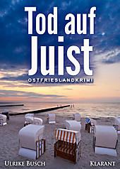 Tod auf Juist. Ostfrieslandkrimi - eBook - Ulrike Busch,