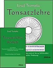 Tonsatzlehre. Josef Trompke, - Buch - Josef Trompke,