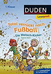 Total verrückt nach Fußball. Die Matsch-Kicker