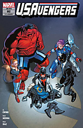 U.S. Avengers: 2 U.S. Avengers 2 - Trauer und Triumph - eBook - Al Ewing,