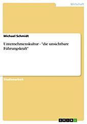 Unternehmenskultur -