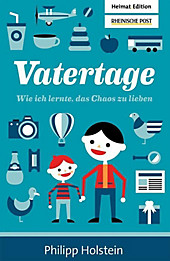 Vatertage - eBook - Philipp Holstein,