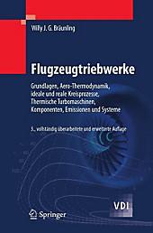 VDI-Karriere: Flugzeugtriebwerke - eBook - Willy J. G. Bräunling,