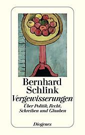 Vergewisserungen - eBook - Bernhard Schlink,