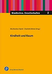 Verlag Barbara Budrich: Kindheit und Raum - eBook
