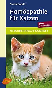Veterinärmedizin: Homöopathie für Katzen - eBook - Simone Specht,