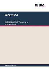 Wiegenlied - eBook - Josef Weinheber,