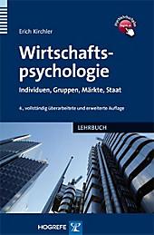 Wirtschaftspsychologie - eBook - Erich Kirchler,
