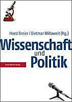 Wissenschaft und Politik.  - Buch