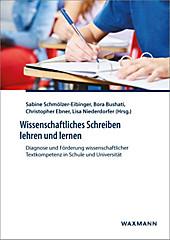 Wissenschaftliches Schreiben lehren und lernen - eBook
