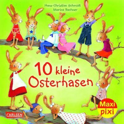 10 kleine Osterhasen, Hans-Christian Schmidt