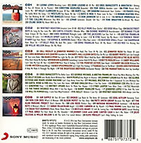 100 Love Songs - The Sound Of My Life (5CD-Box) - Produktdetailbild 1