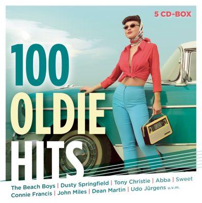 100 Oldie Hits (Exklusive 5CD-Box), Various