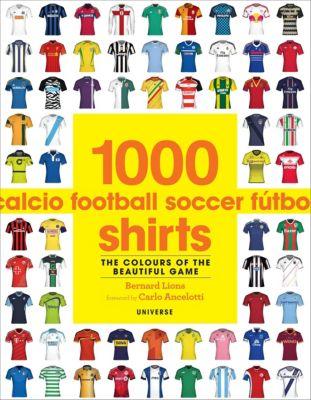 1000 Football Shirts, Bernard Lions