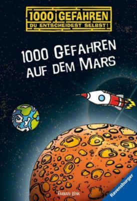 1000 Gefahren auf dem Mars, Fabian Lenk