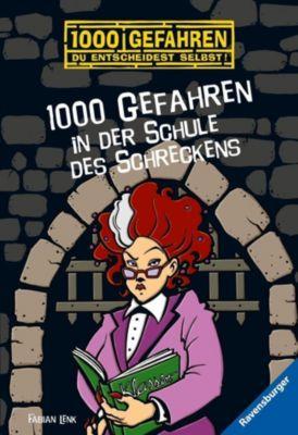 1000 Gefahren in der Schule des Schreckens, Fabian Lenk
