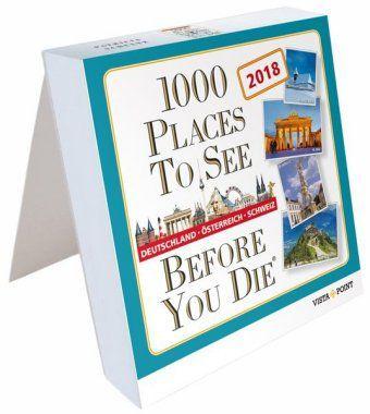 1000 Places To See Before You Die  2018 - Deutschland, Österreich, Schweiz