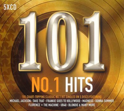 101 No.1 Hits, 5 CDs