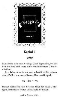 1089 oder das Wunder der Zahlen - Produktdetailbild 3