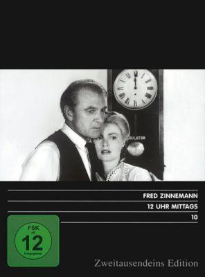 12 Uhr Mittags, DVD, John Cunningham