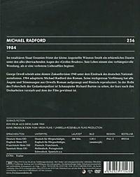 1984, DVD - Produktdetailbild 1