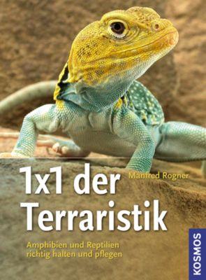 1x1 der Terraristik, Manfred Rogner