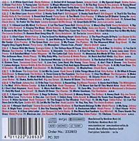 200 No. 1 Hits, 10 CDs - Produktdetailbild 1